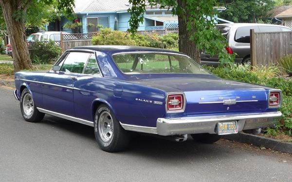 Ford Galaxy 1966 foto - 4