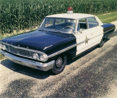 Ford Galaxy 1969 foto - 5