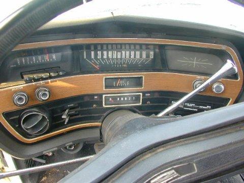 Ford Galaxy 1970 foto - 1