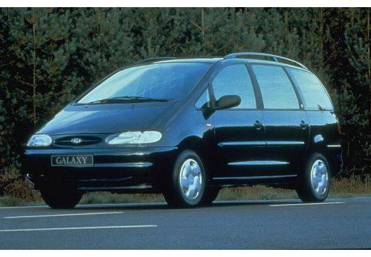 Ford Galaxy 1997 foto - 1