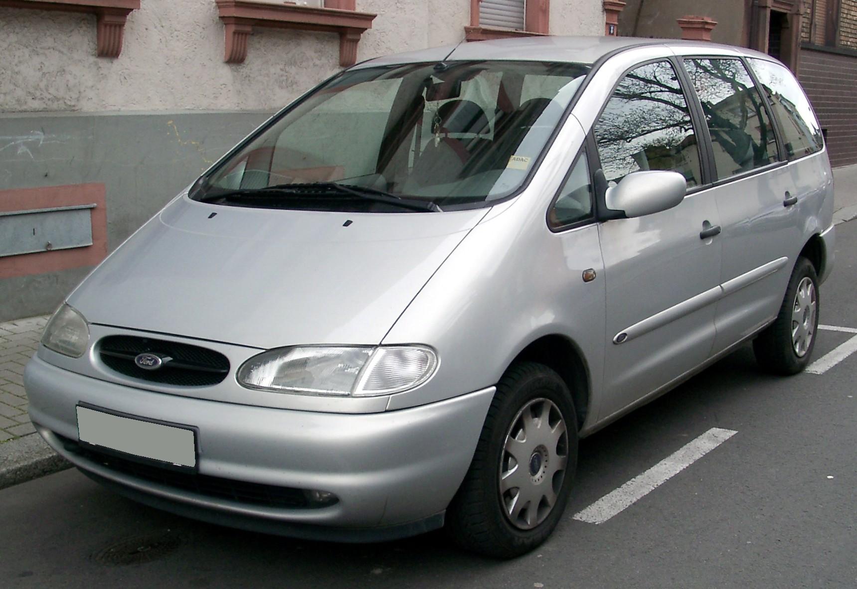 Ford Galaxy 2002 foto - 1