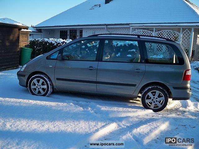 Ford Galaxy 2002 foto - 2