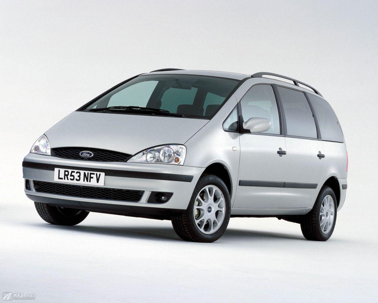 Ford Galaxy 2002 foto - 4
