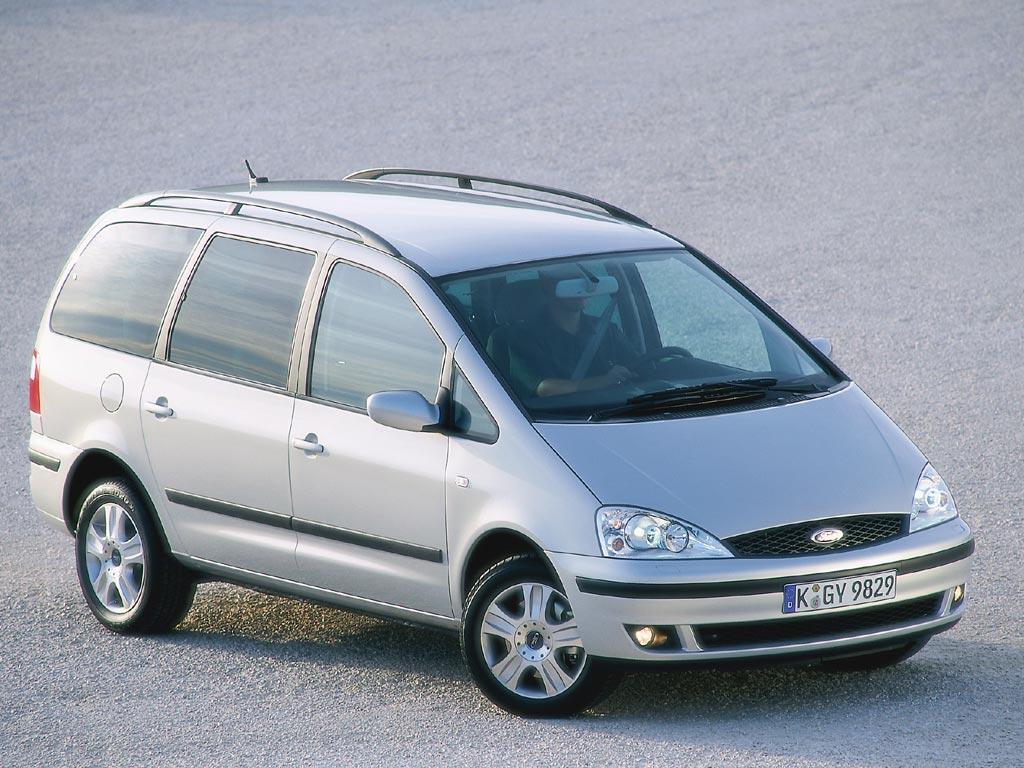 Ford Galaxy 2003 foto - 1