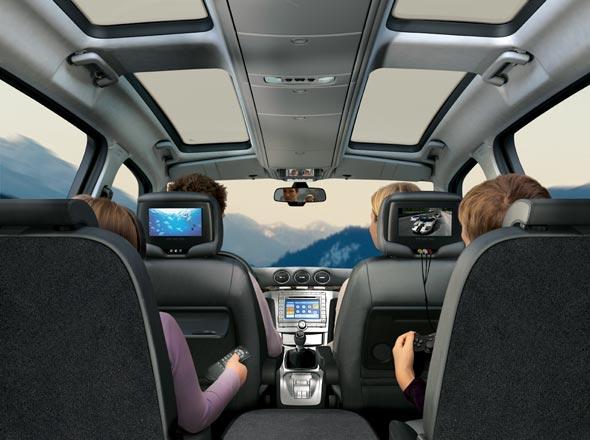 Ford Galaxy 2003 foto - 4