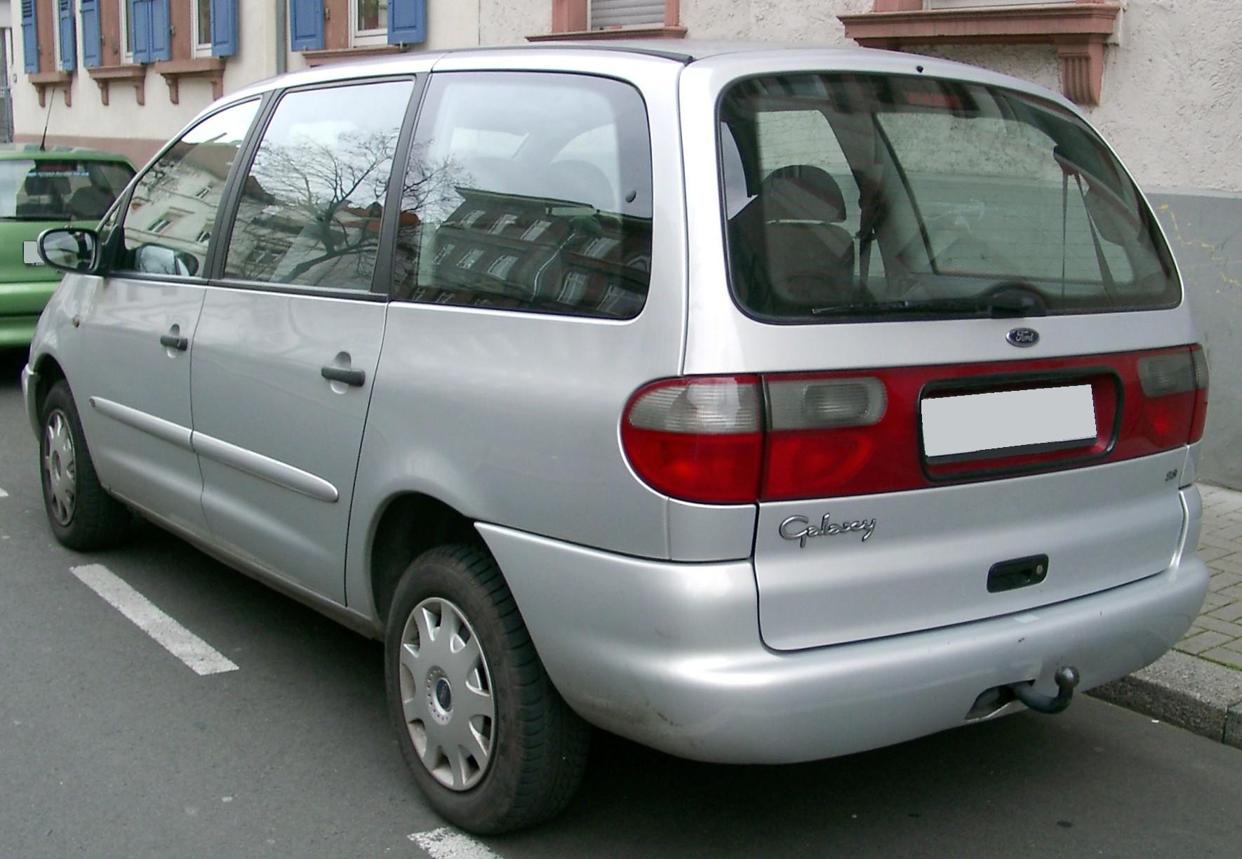 Ford Galaxy 2003 foto - 5