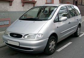 Ford Galaxy 2006 foto - 4