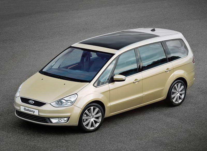 Ford Galaxy 2011 foto - 1