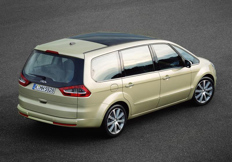 Ford Galaxy 2011 foto - 3
