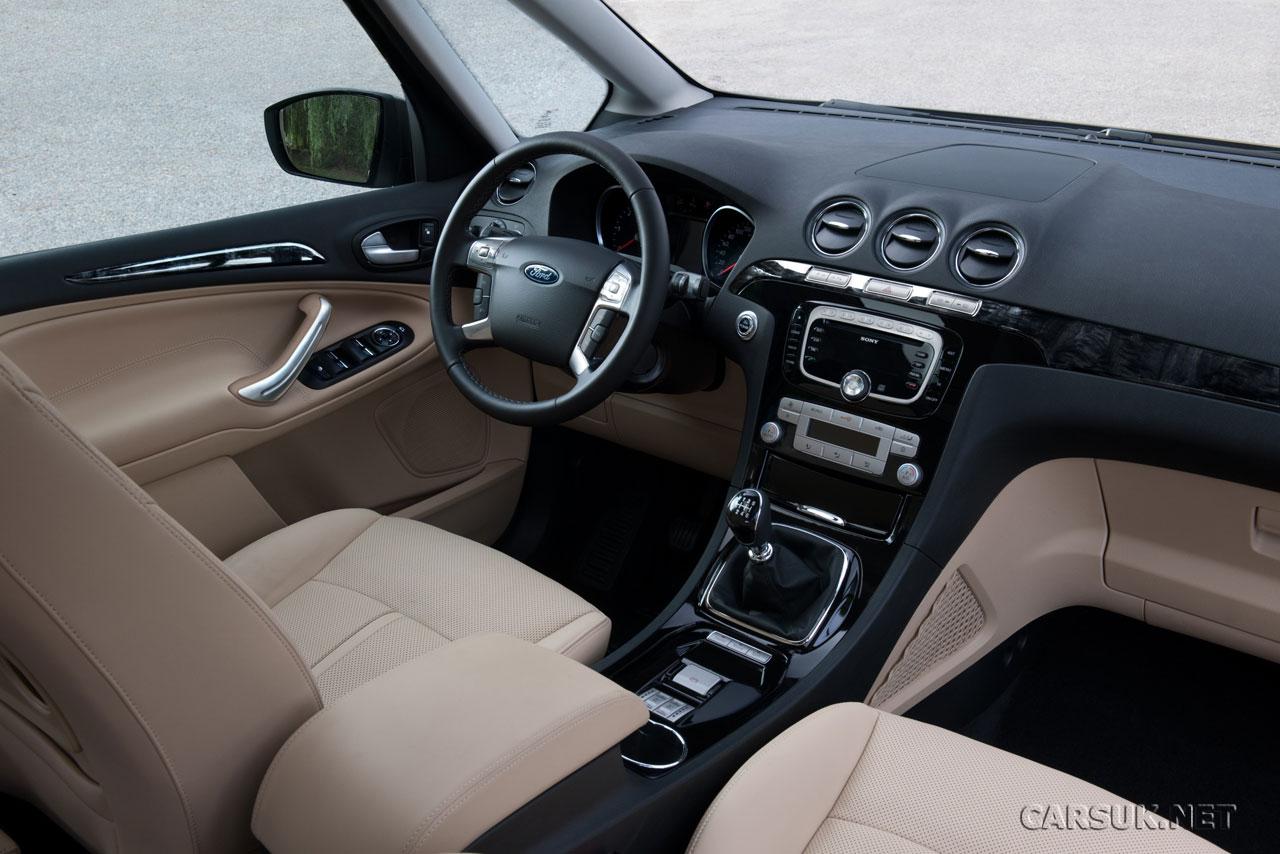 Ford Galaxy 2012 foto - 3