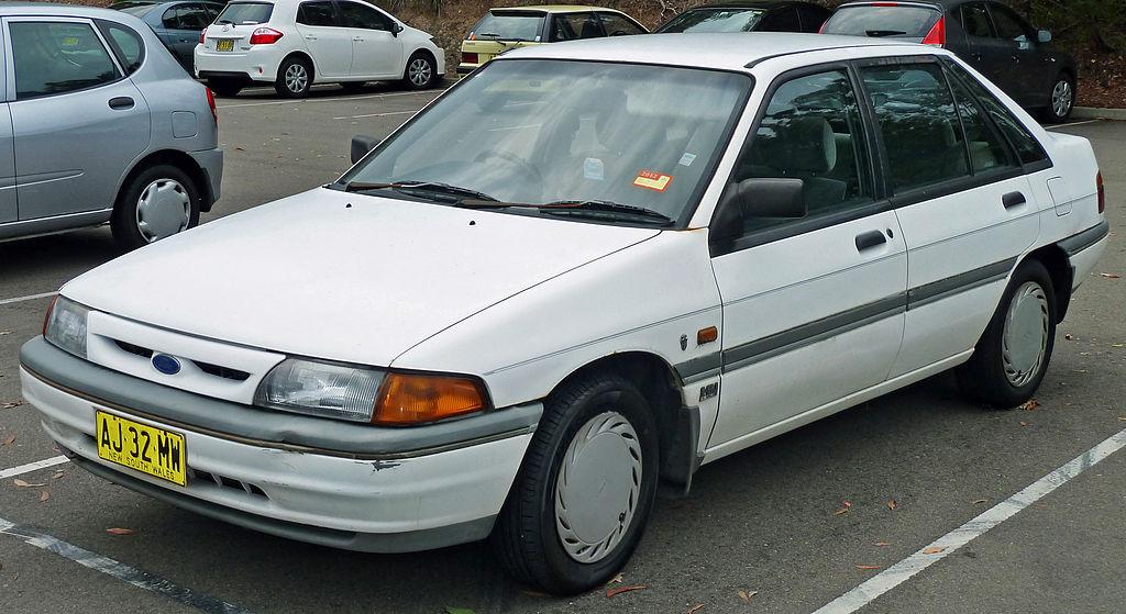 Ford Ghia 1991 foto - 2