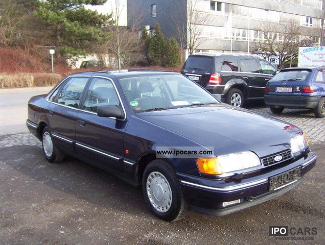 Ford Ghia 1991 foto - 5