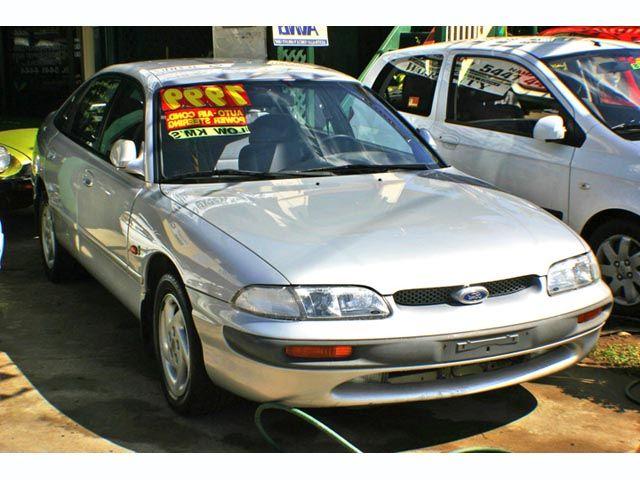 Ford Ghia 1993 foto - 3