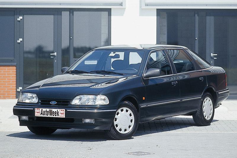 Ford Ghia 1993 foto - 4