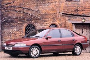 Ford Ghia 1993 foto - 5