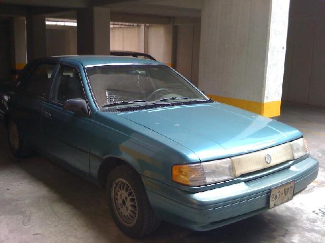 Ford Ghia 1994 foto - 2