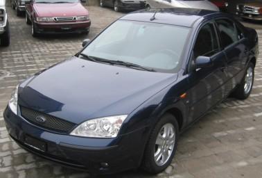 Ford Ghia 2002 foto - 1