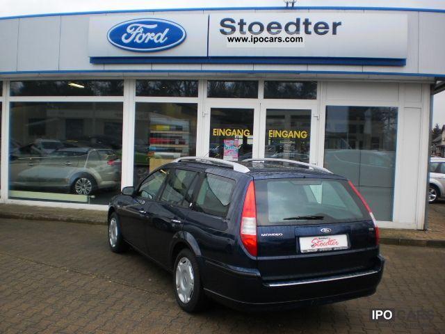 Ford Ghia 2006 foto - 3
