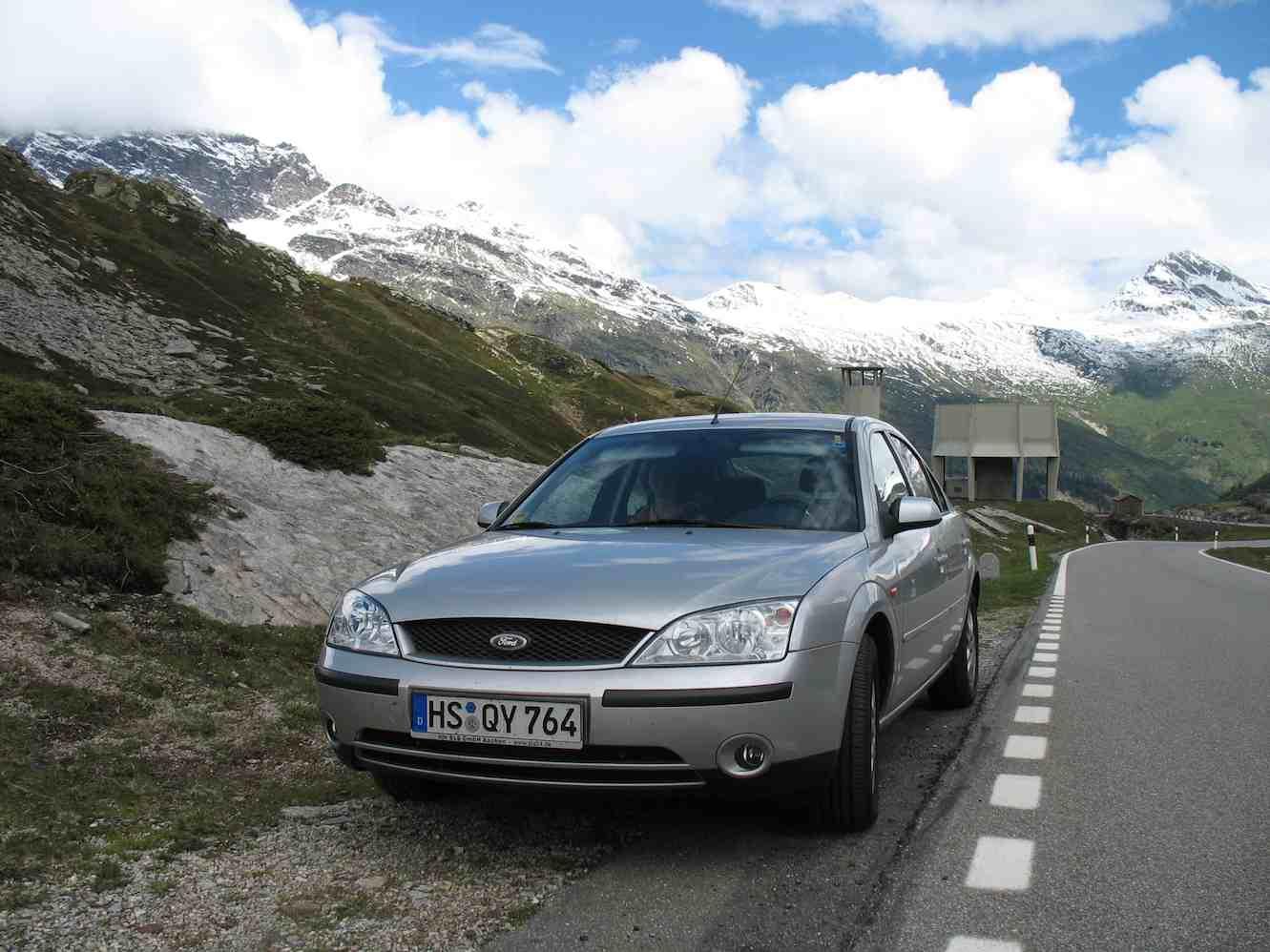 Ford Ghia 2007 foto - 3