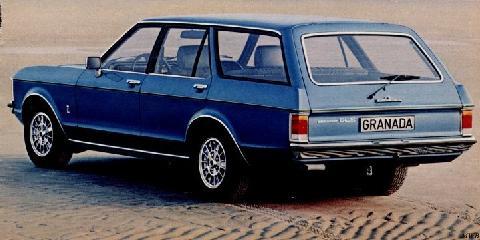 Ford Granada 1975 foto - 4
