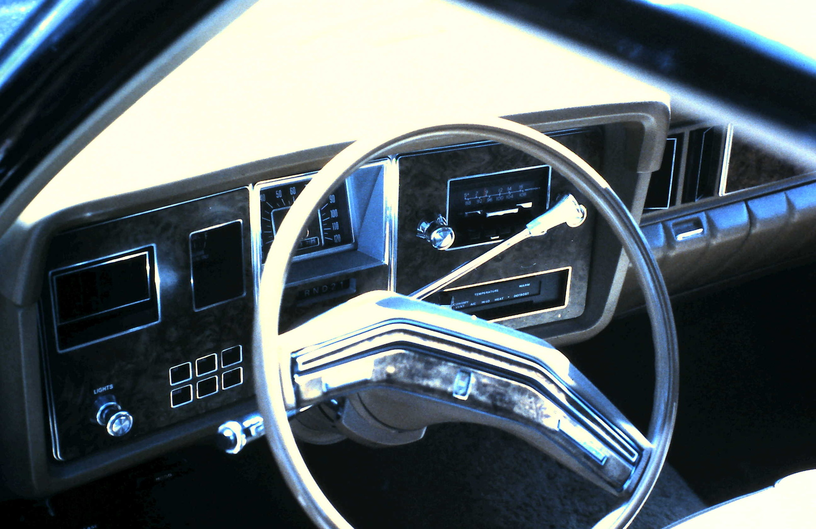 Ford Granada 1978 foto - 1