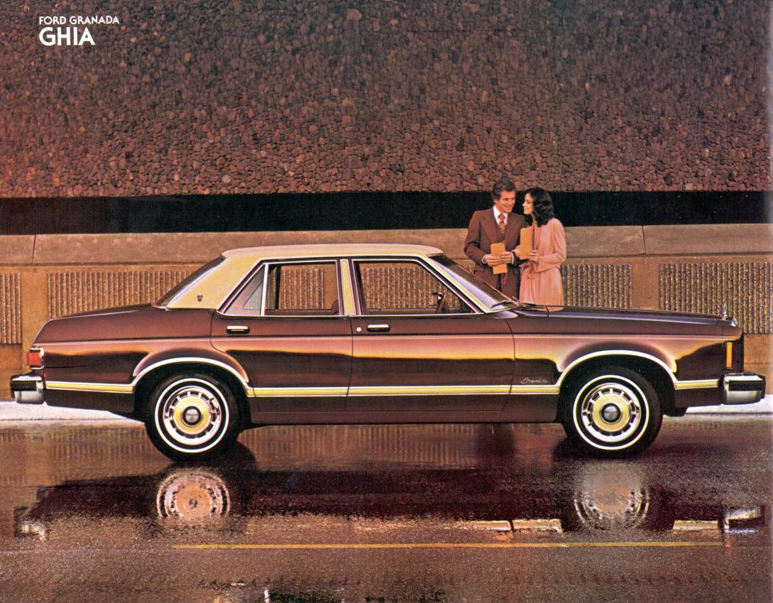Ford Granada 1978 foto - 2