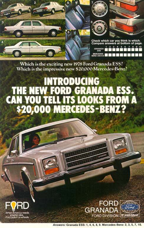 Ford Granada 1978 foto - 4