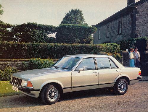 Ford Granada 1979 foto - 4