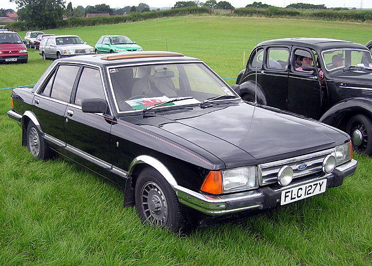 Ford Granada 1982 foto - 1