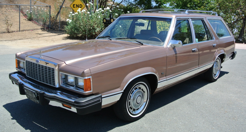 Ford Granada 1982 foto - 2