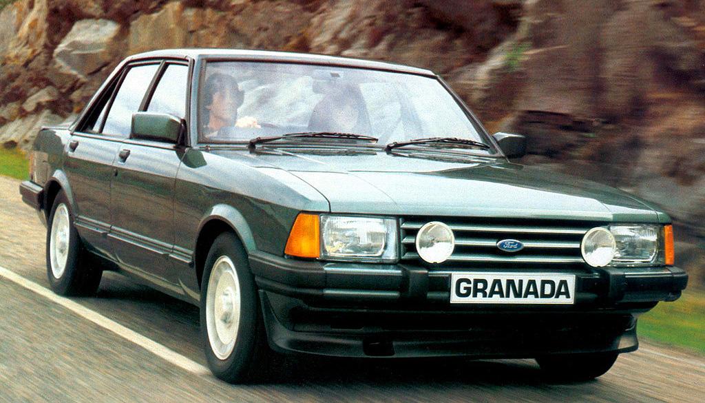 Ford Granada 1982 foto - 3