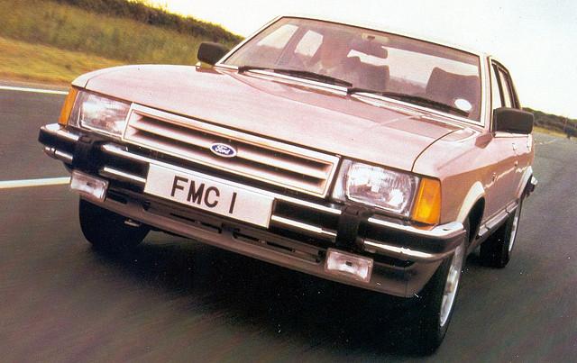 Ford Granada 1982 foto - 5