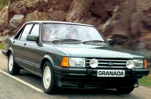 Ford Granada 1983 foto - 2