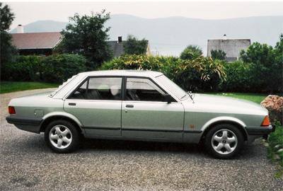 Ford Granada 1983 foto - 3