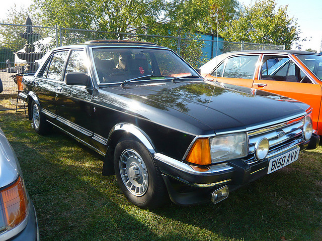 Ford Granada 1984 foto - 1