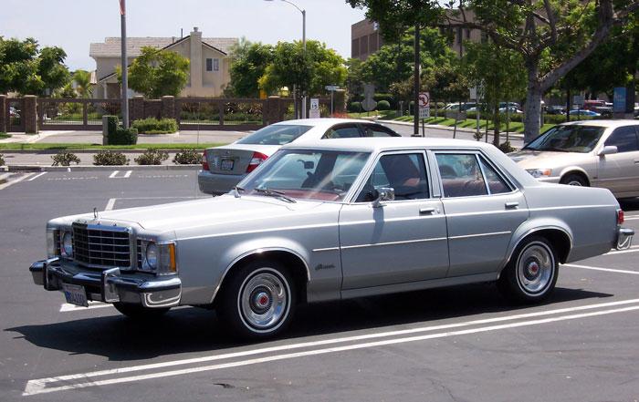 Ford Granada 1984 foto - 2