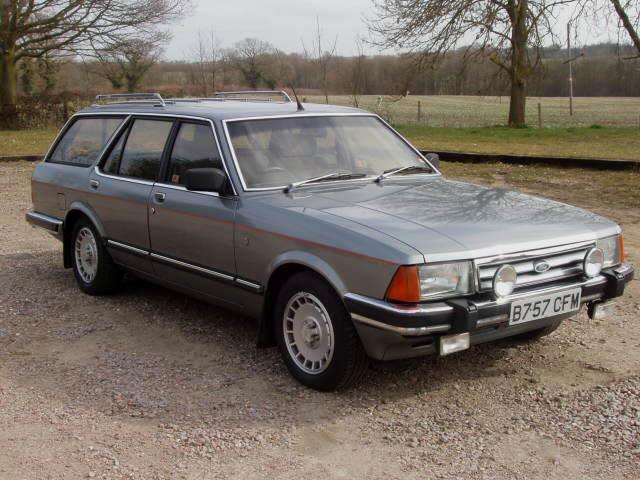 Ford Granada 1984 foto - 3