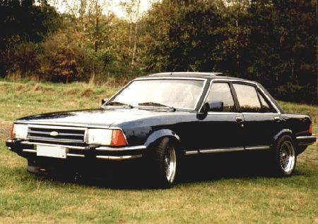 Ford Granada 1984 foto - 5