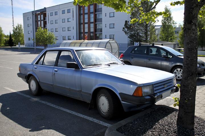 Ford Granada 1985 foto - 1