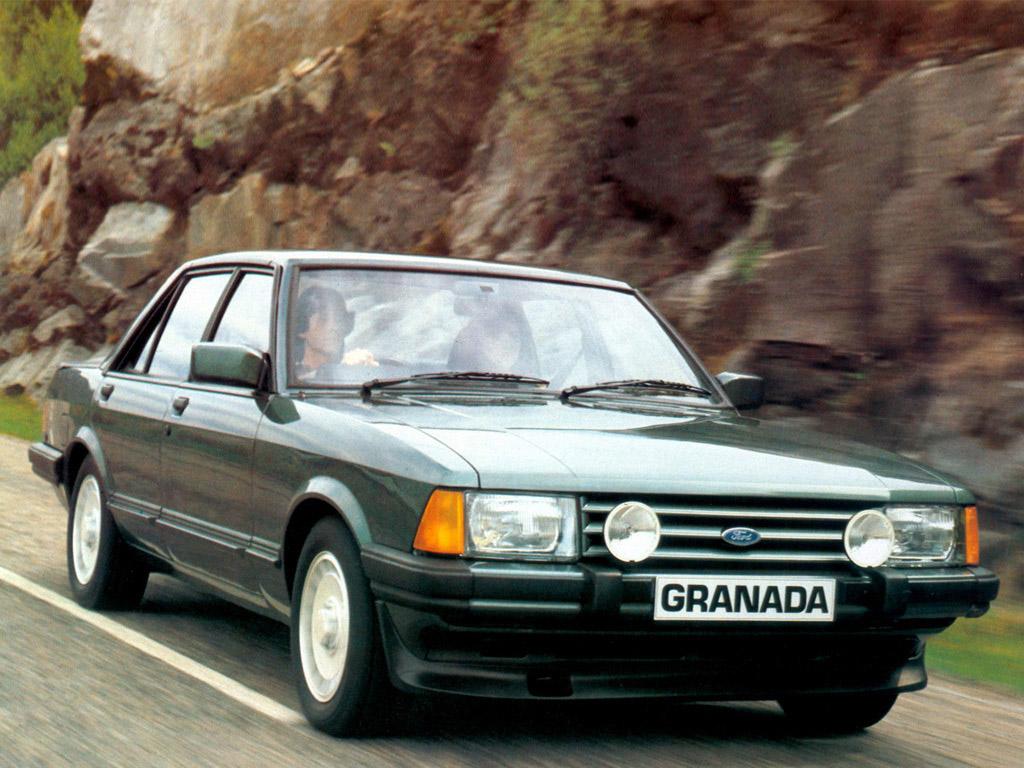 Ford Granada 1985 foto - 2