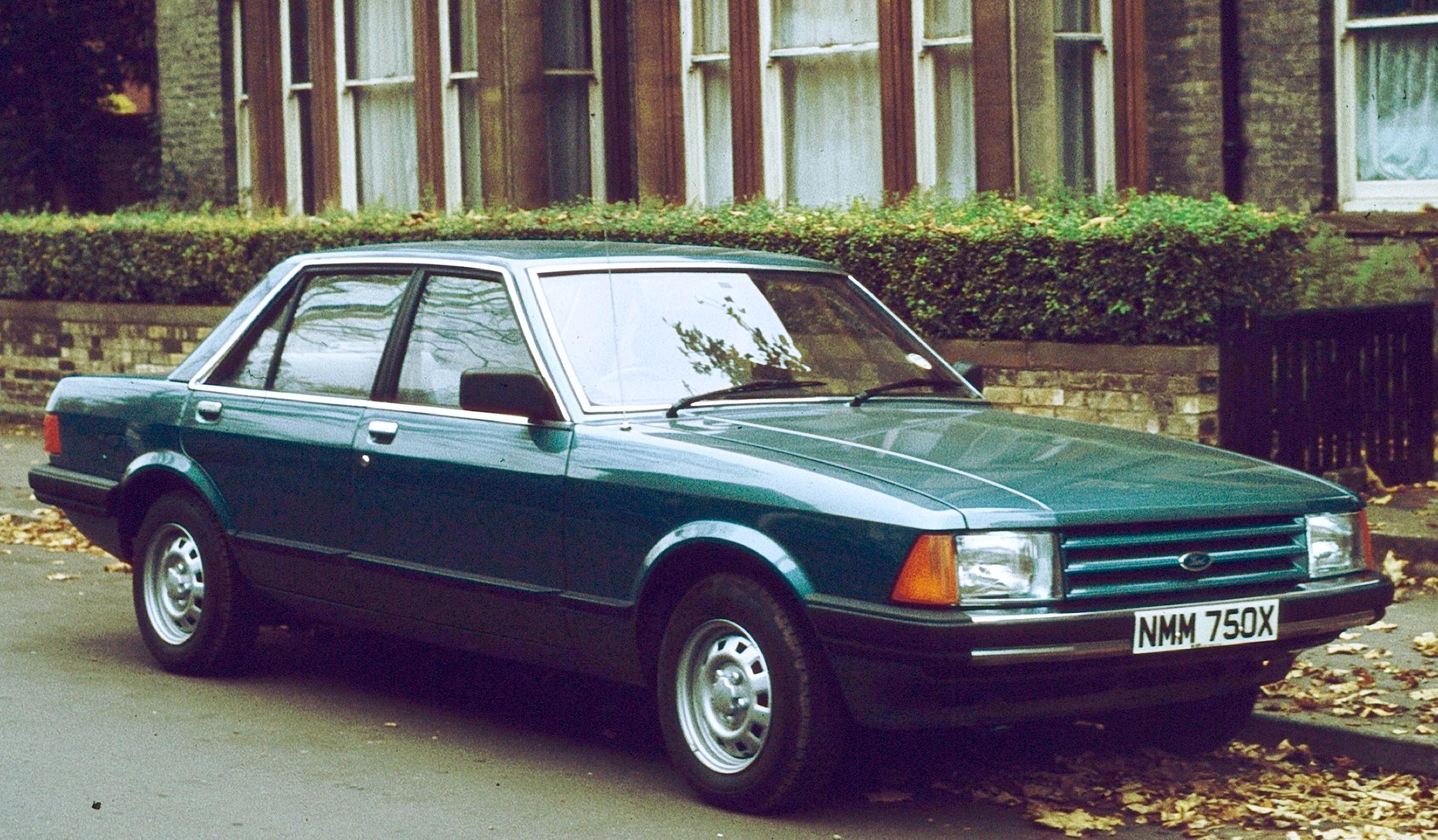 Ford Granada 1985 foto - 3