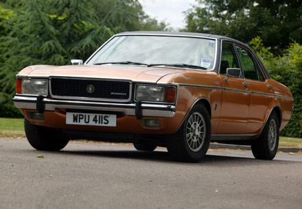 Ford Granada 1985 foto - 4