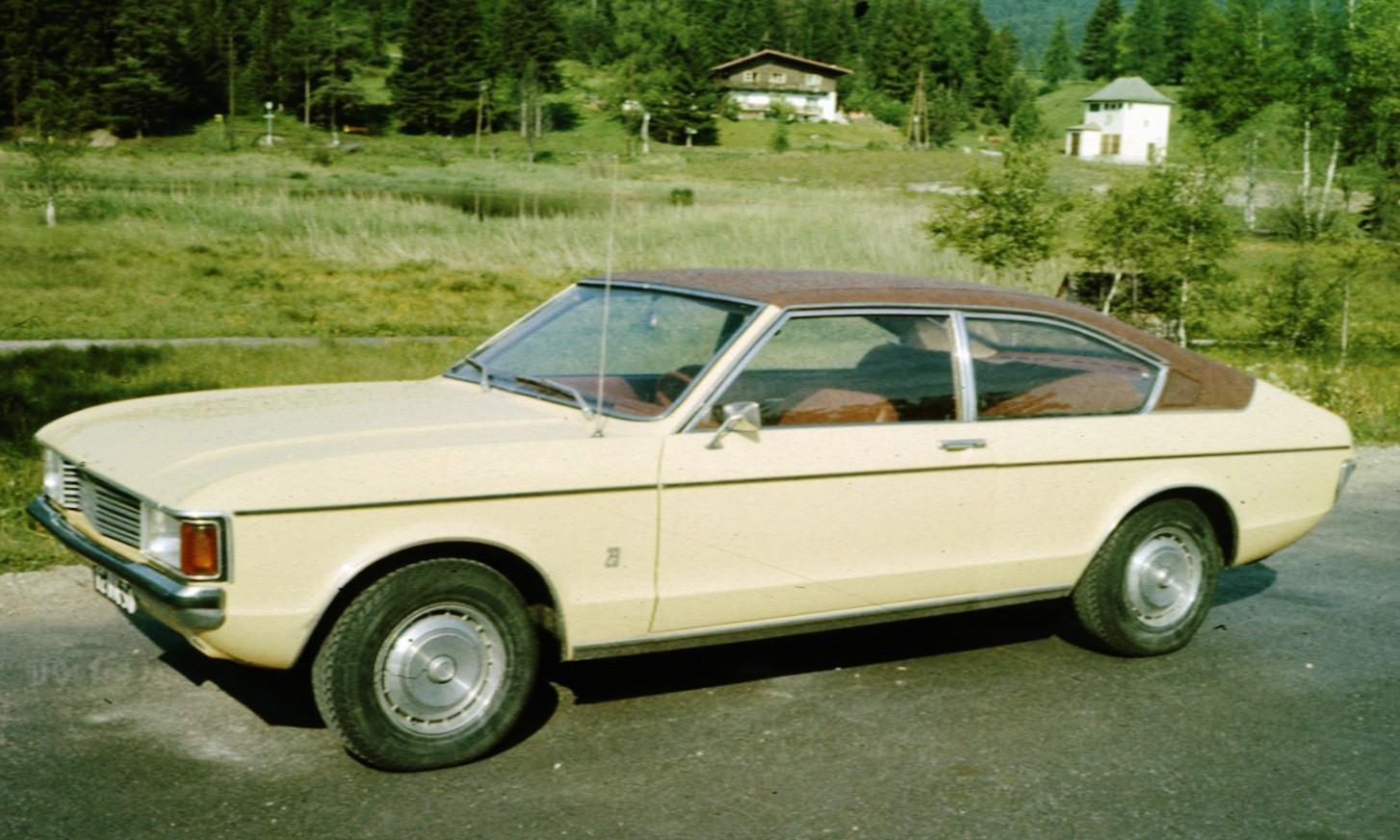 Ford Granada 1990 foto - 2