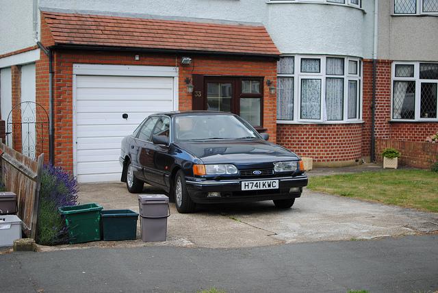 Ford Granada 1990 foto - 5