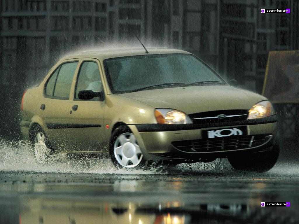 Ford Ikon 2000 foto - 1