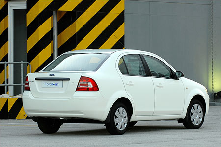 Ford Ikon 2007 foto - 1
