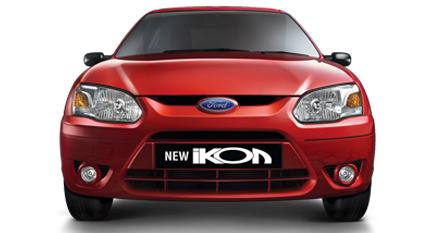 Ford Ikon 2008 foto - 3
