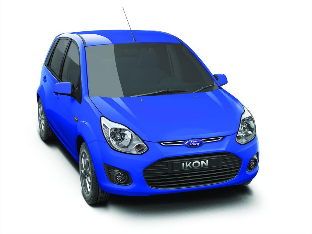 Ford Ikon 2015 foto - 1