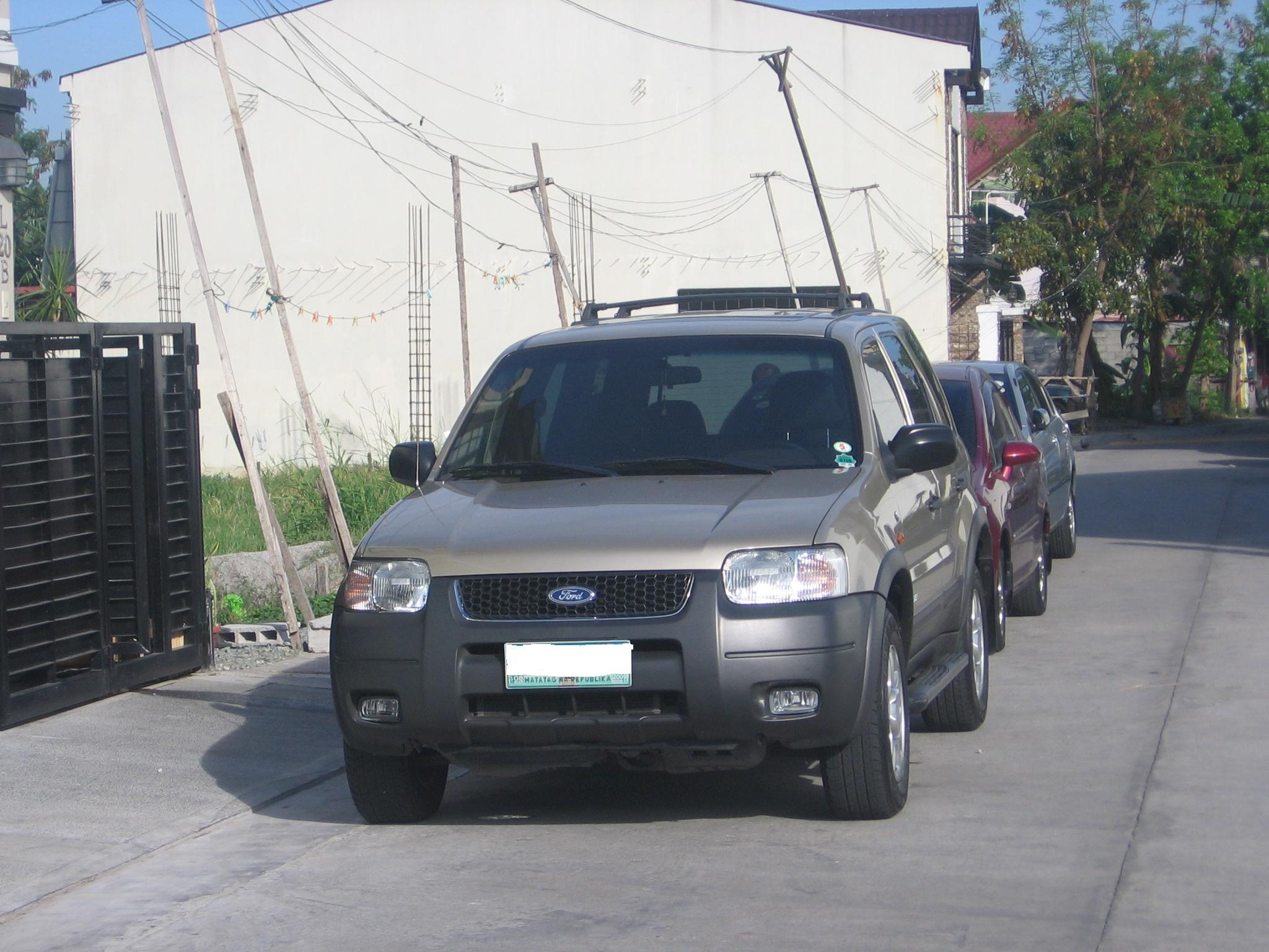 Ford K 2002 foto - 3