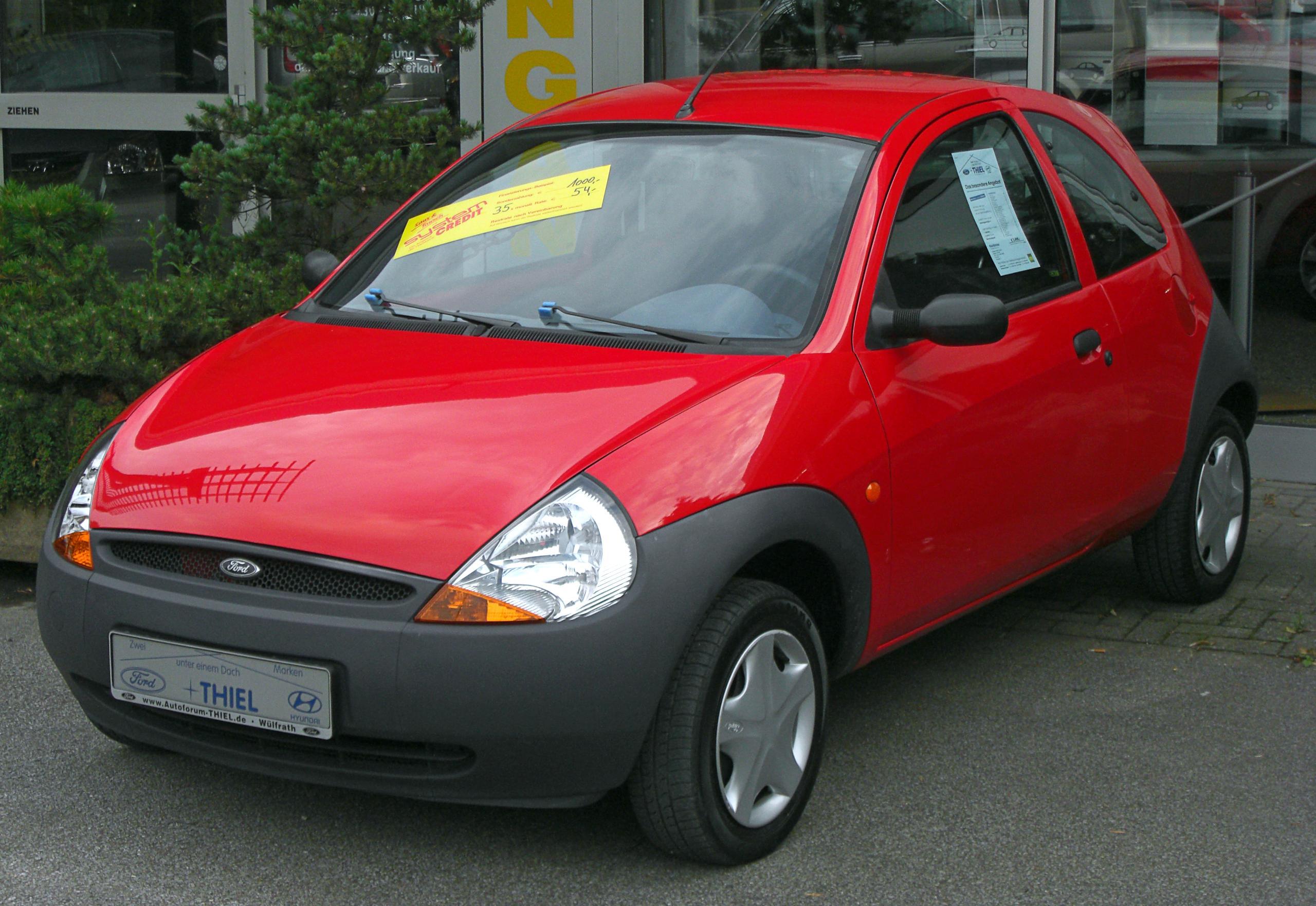 Ford K 2005 foto - 3
